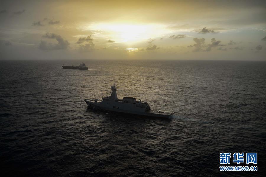 (國際·圖文互動)(2)五艘伊朗油輪全部抵達委內瑞拉
