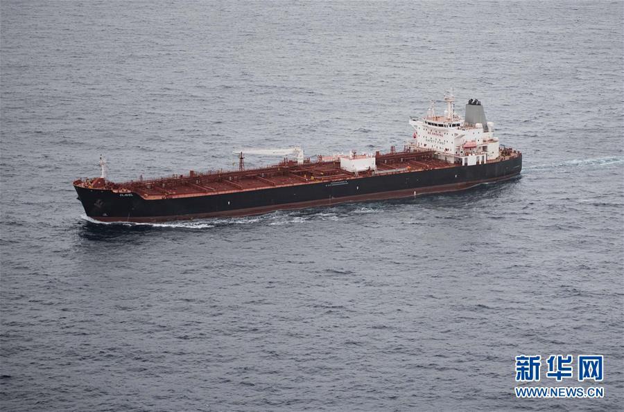(國際·圖文互動)(3)五艘伊朗油輪全部抵達委內瑞拉