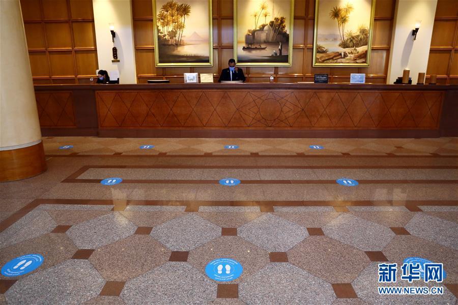 (國際疫情)(1)埃及:酒店逐步重新開放