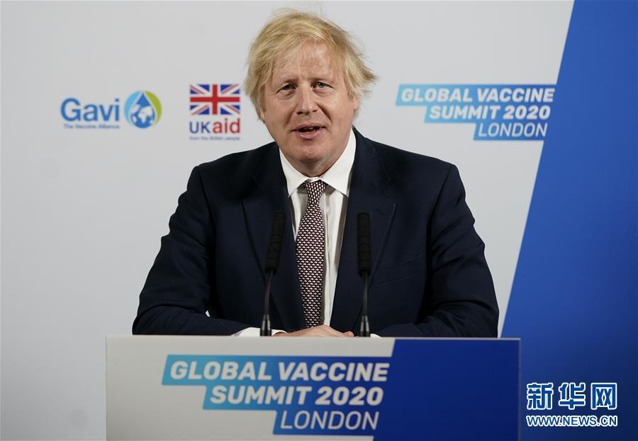 (国际)(3)全球疫苗峰会开幕 呼吁携手共抗疾病