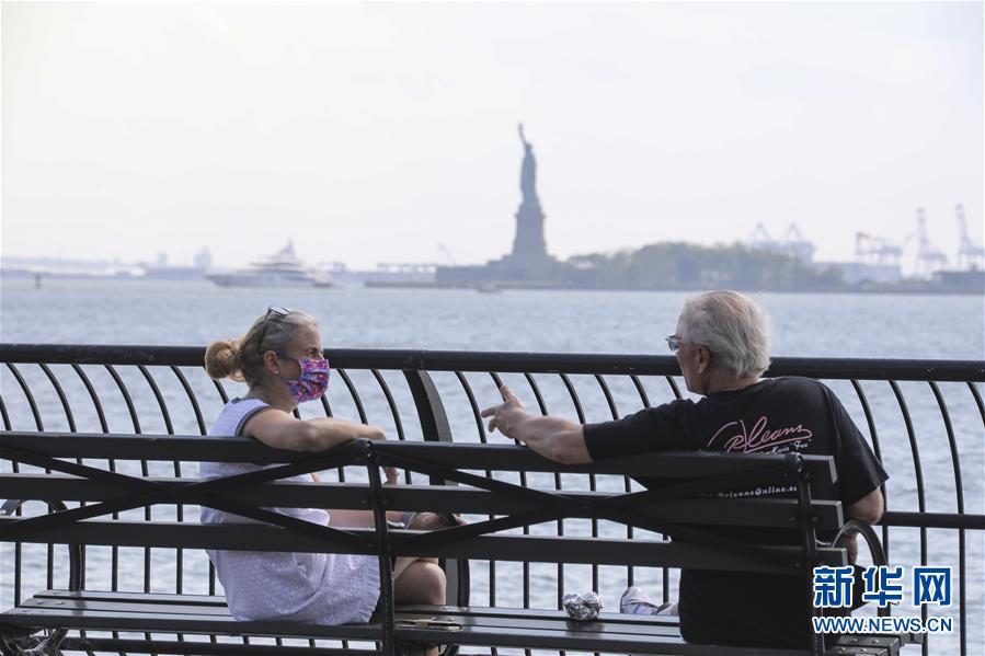 (國際疫情)(5)美國新冠確診病例超200萬