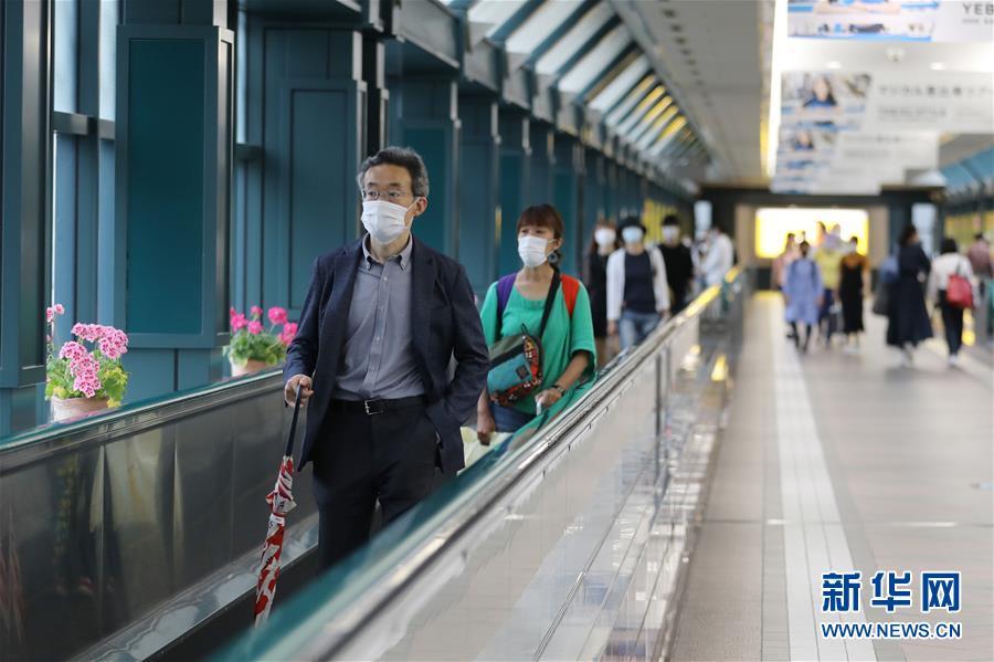 (国际疫情)(2)日本新增确诊75例 东京都一家夜店18人被感染