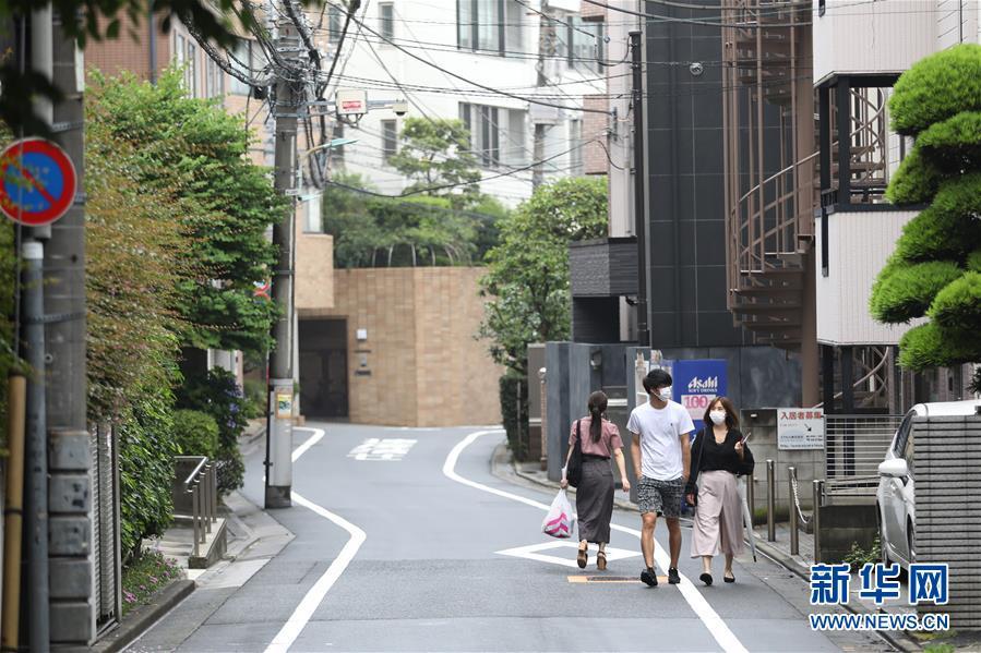 (国际疫情)(5)日本新增确诊75例 东京都一家夜店18人被感染