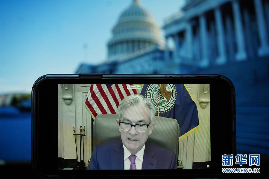 (國際)(1)美聯儲主席警告美國經濟復蘇前景仍高度不確定