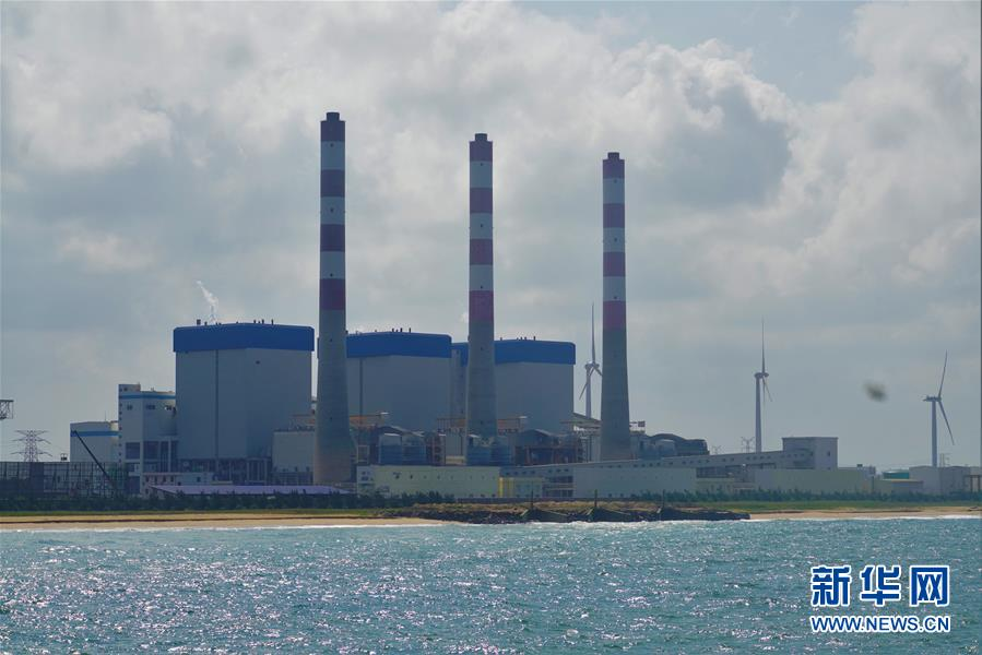 (海外抗疫故事·图文互动)(2)中国技术人员疫情中为斯里兰卡电站保驾护航