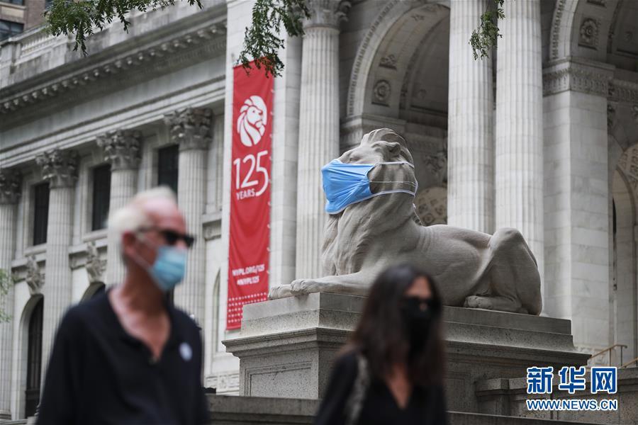 (國際疫情)(7)約翰斯·霍普金斯大學:美國新冠確診病例累計超過300萬例