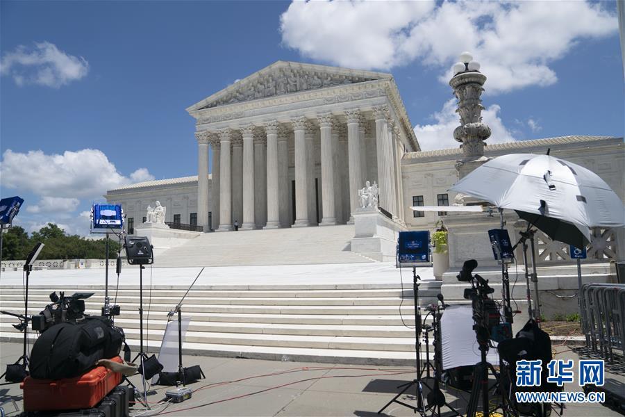 (國際)(2)美聯邦最高法院裁決地方檢察官可以調閱特朗普財務記錄