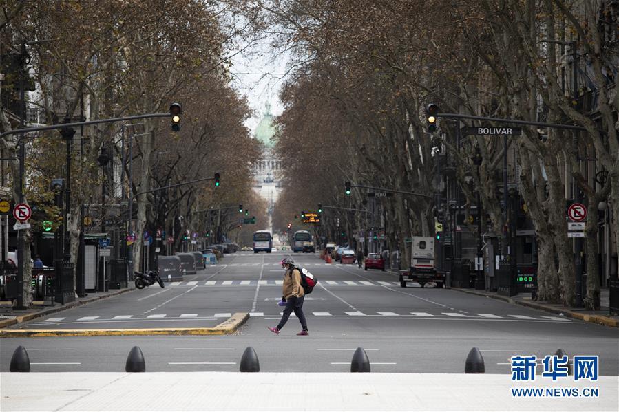 (國際疫情)(3)阿根廷累計新冠確診病例數突破10萬