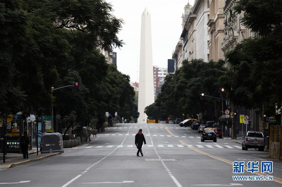 (國際疫情)(4)阿根廷累計新冠確診病例數突破10萬