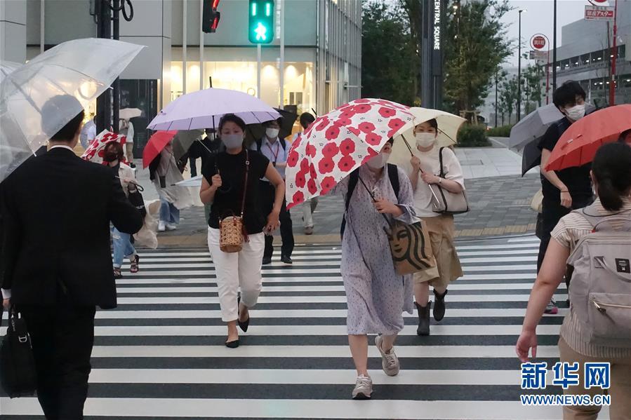 (国际疫情)(3)日本日增新冠病例创全国紧急状态解除以来最大增幅