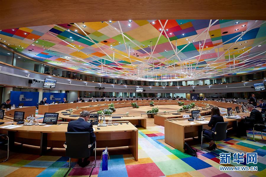 """(国际)(3)欧盟峰会就""""恢复基金""""达成一致"""