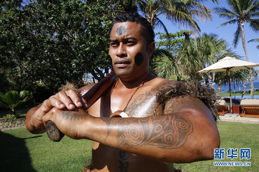 (国际疫情·图文互动)(1)通讯:斐济期盼疫情后更多中国游客造访