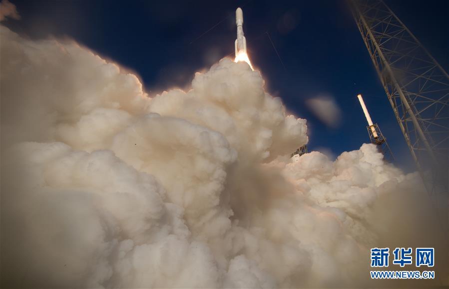 """(国际)(1)美国发射""""毅力""""号火星车 将探索火星生命迹象"""