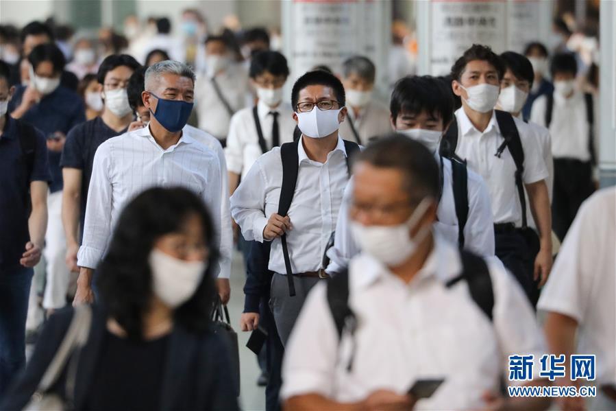 (国际疫情)(2)日本单日新增新冠病例数再创新高 连续三天新增过千例