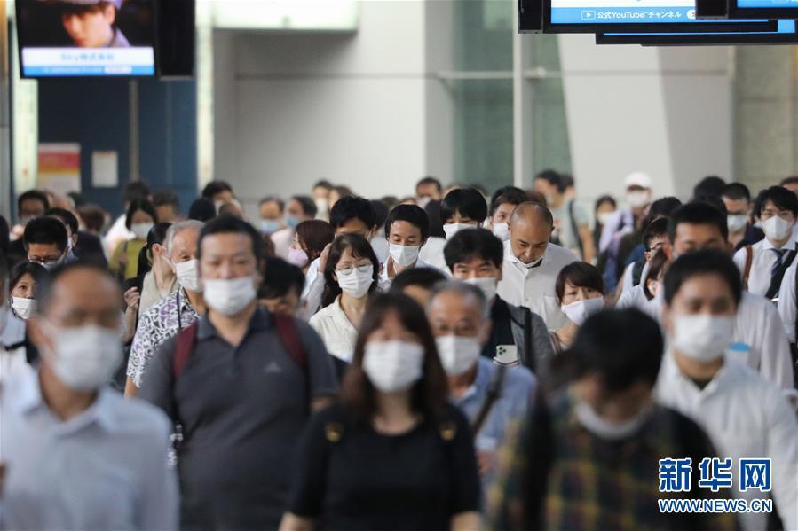 (国际疫情)(5)日本单日新增新冠病例数再创新高 连续三天新增过千例