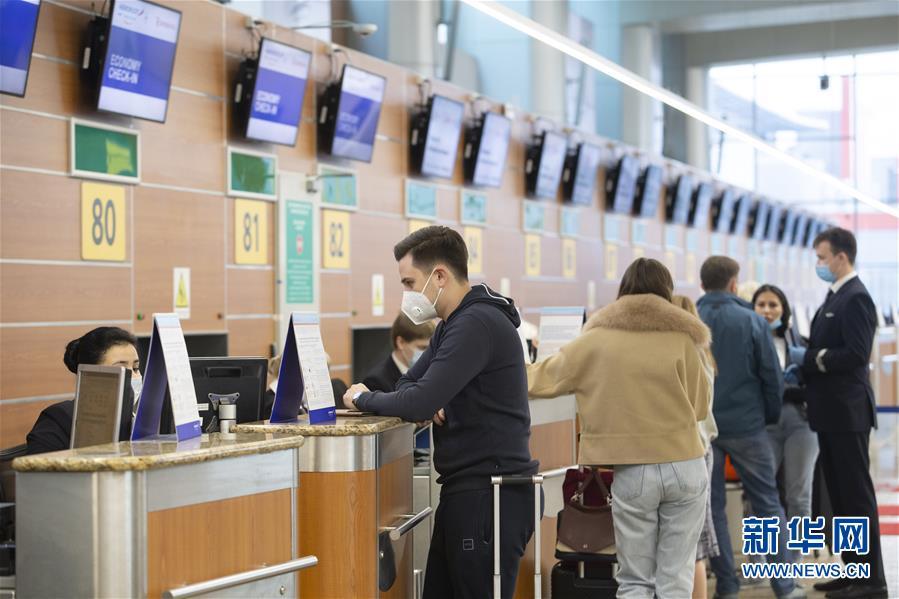 (国际)(2)俄罗斯恢复部分国际航班