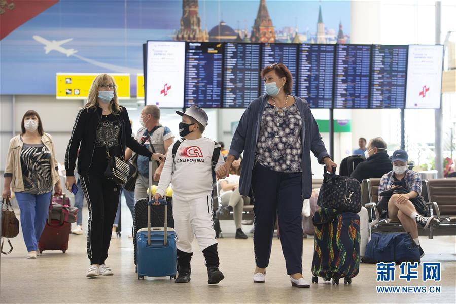 (国际)(5)俄罗斯恢复部分国际航班