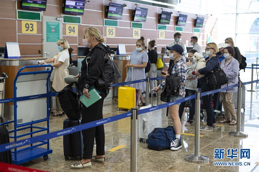(国际)(6)俄罗斯恢复部分国际航班