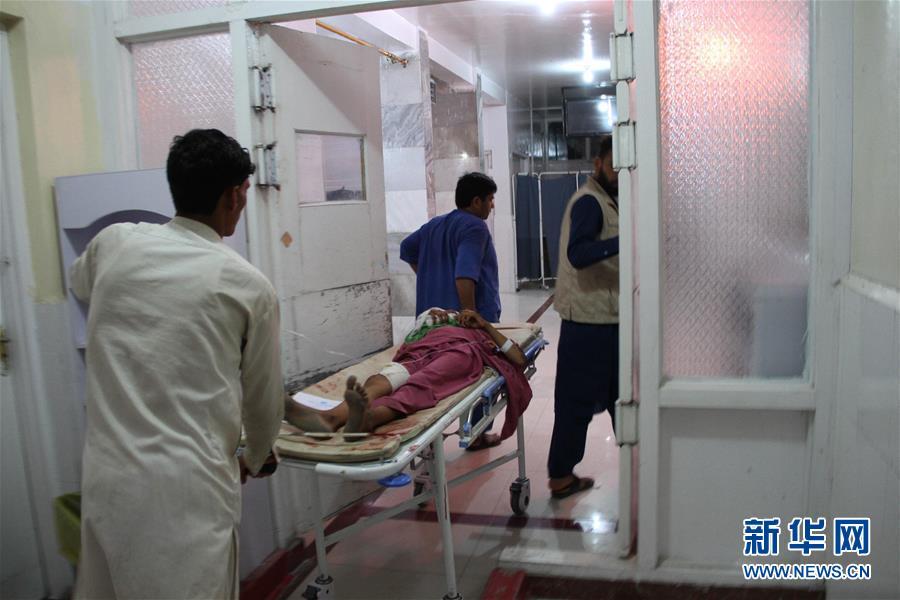 (国际)(1)阿富汗东部一监狱遭袭至少26人死伤