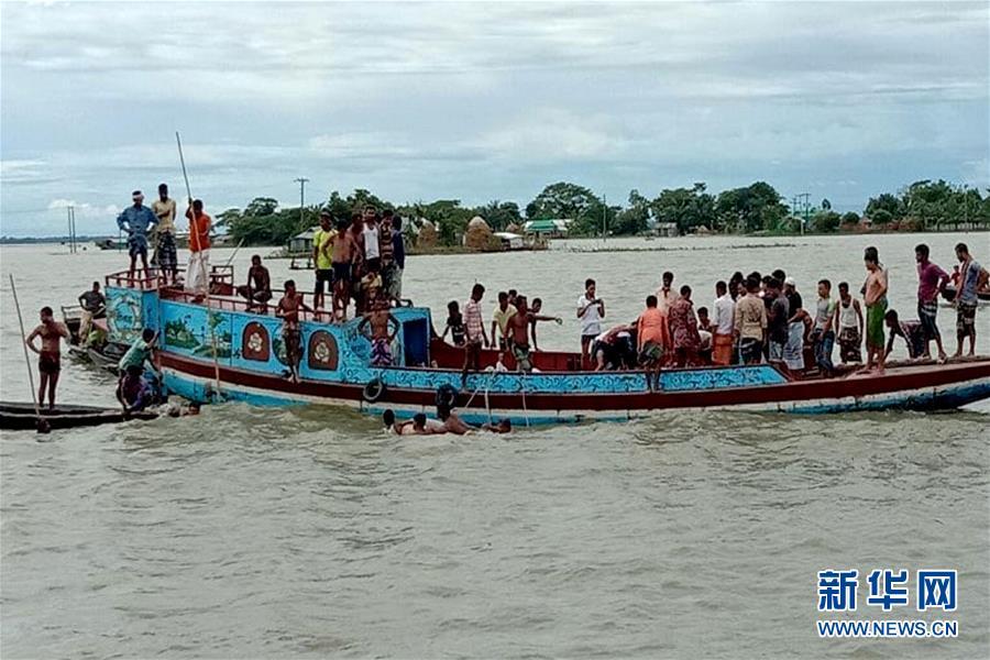 (國際)(2)孟加拉國沉船事故致17人死亡