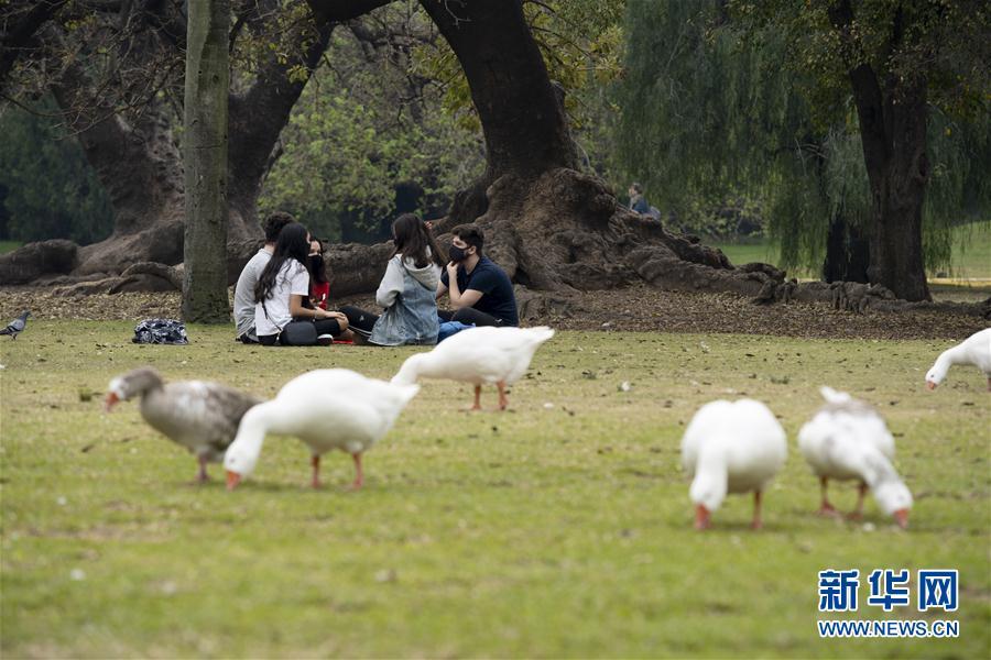 (國際疫情)(2)阿根廷單日新增新冠病例超7000例 創單日新增最高紀錄