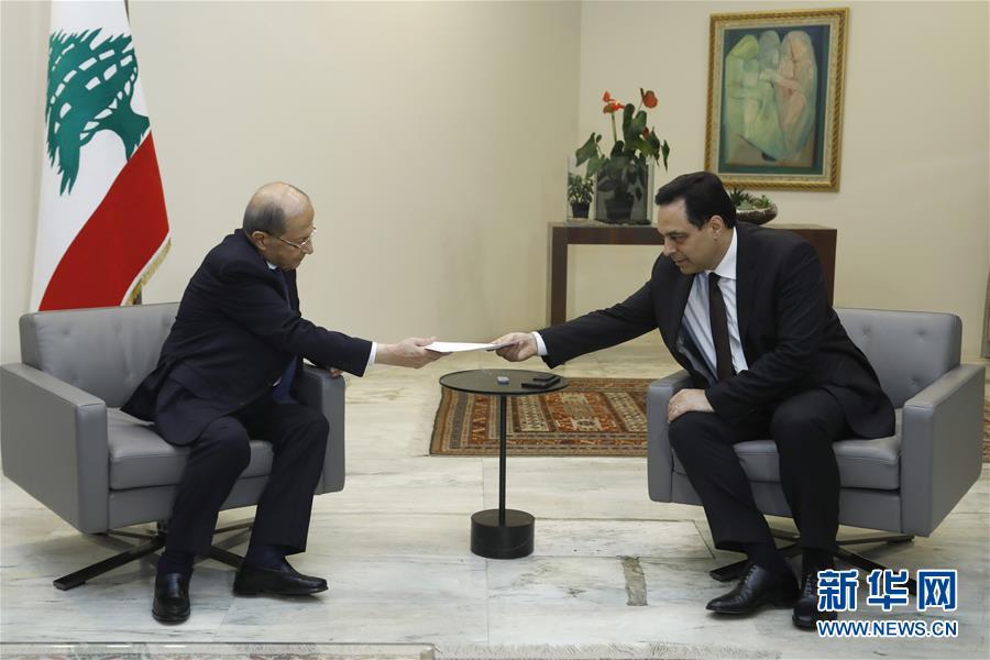 (國際)(2)黎巴嫩總理宣布政府集體辭職
