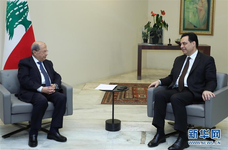 (國際)(3)黎巴嫩總理宣布政府集體辭職