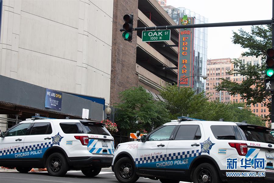 (國際)(2)美國芝加哥發生大規模暴力搶劫事件