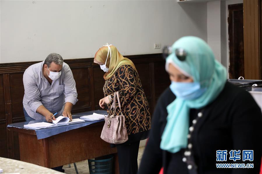 (國際)(3)埃及舉行議會上院選舉
