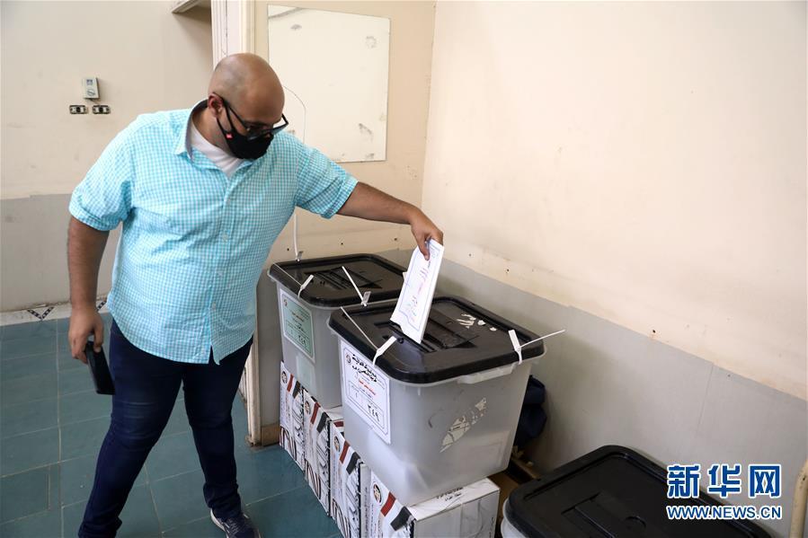 (國際)(5)埃及舉行議會上院選舉