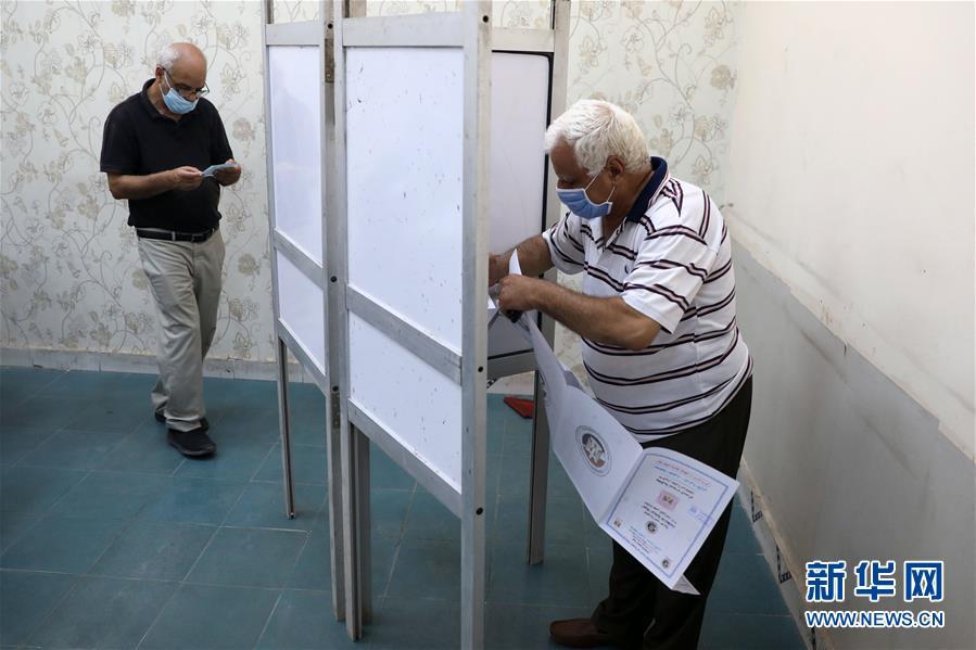 (國際)(7)埃及舉行議會上院選舉
