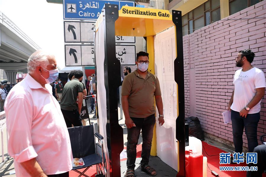 (國際)(8)埃及舉行議會上院選舉