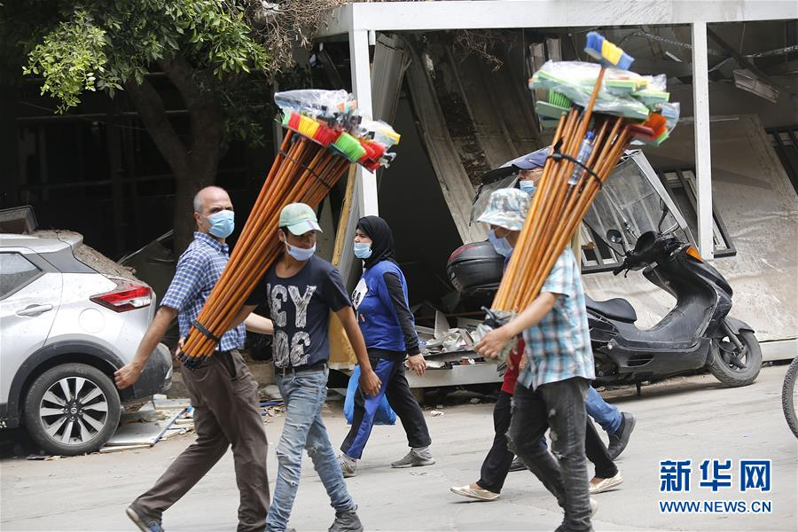 (國際)(2)大爆炸令黎巴嫩經濟雪上加霜