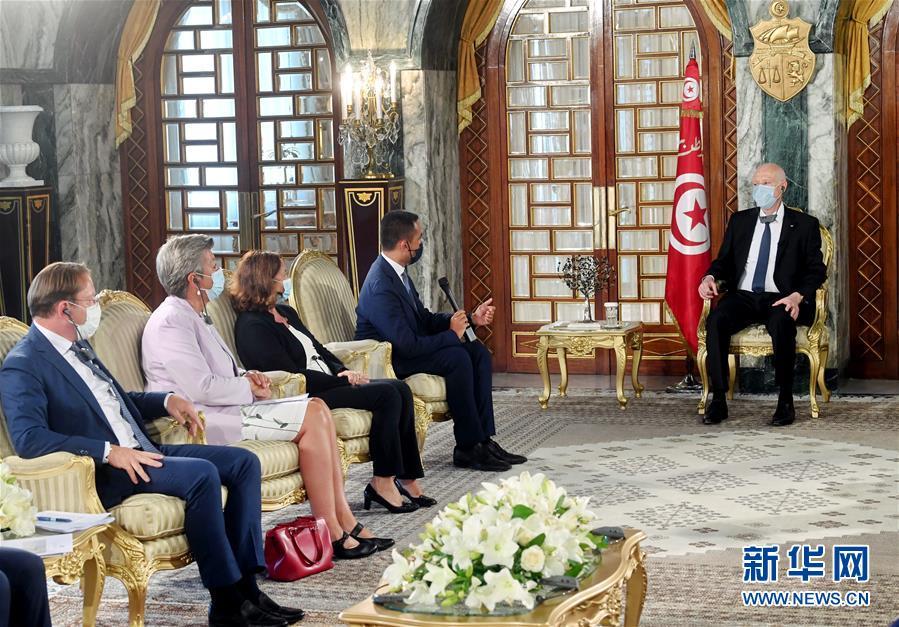 (國際)突尼斯與意大利討論如何加強合作打擊偷渡