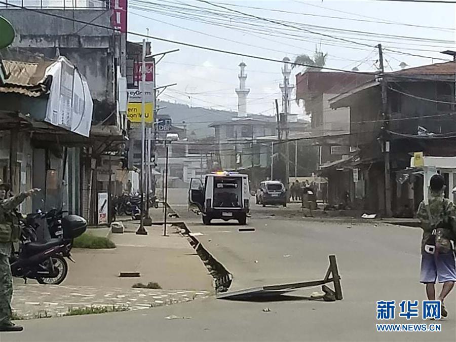 (國際)菲律賓南部發生連環爆炸至少5人死亡