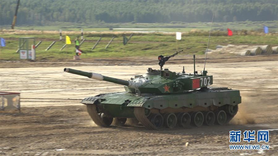 """(国际·图文互动)(6)中国队在""""国际军事比赛-2020""""连创佳绩"""