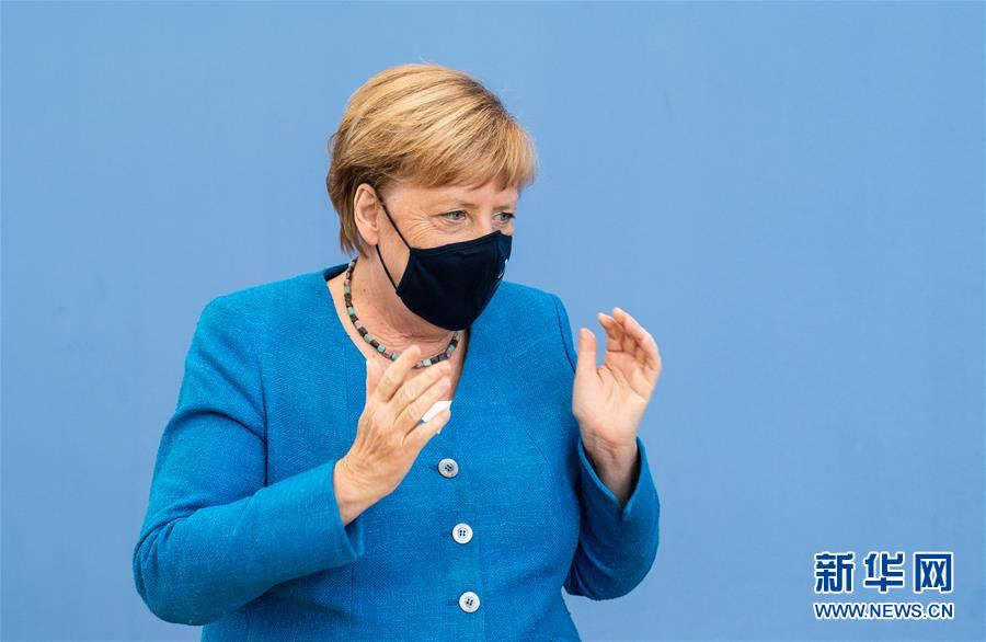 (国际)(5)默克尔:欧盟期待与中国加强多领域合作