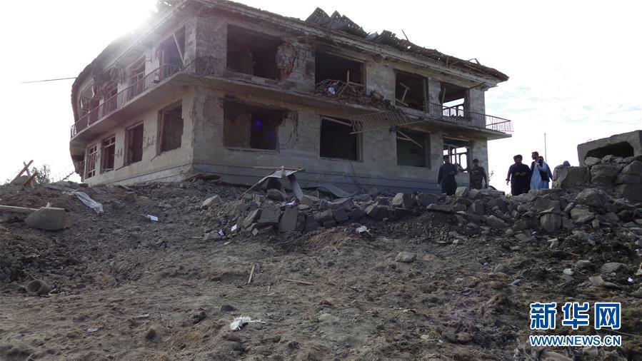 (國際)(1)阿富汗警察營地遇襲