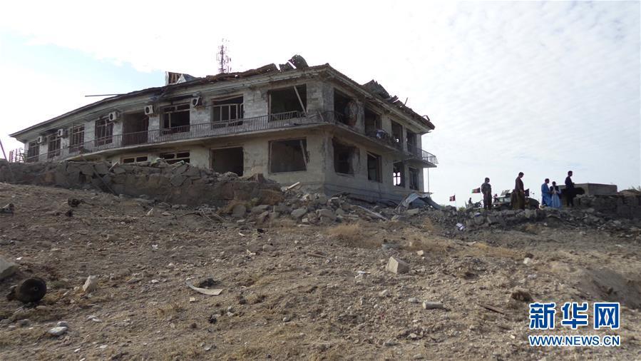 (國際)(2)阿富汗警察營地遇襲
