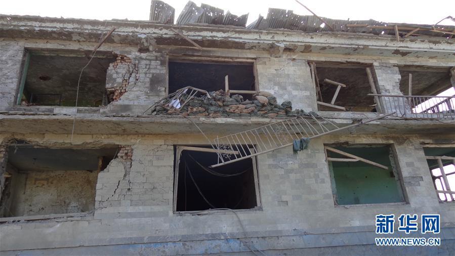 (國際)(3)阿富汗警察營地遇襲