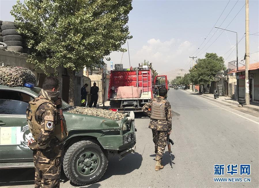 (國際)(1)阿富汗副總統遇襲受輕傷 10人死亡