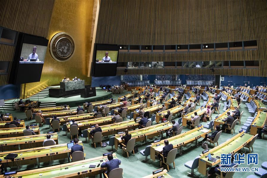 (國際)(1)聯合國大會通過新冠肺炎疫情決議