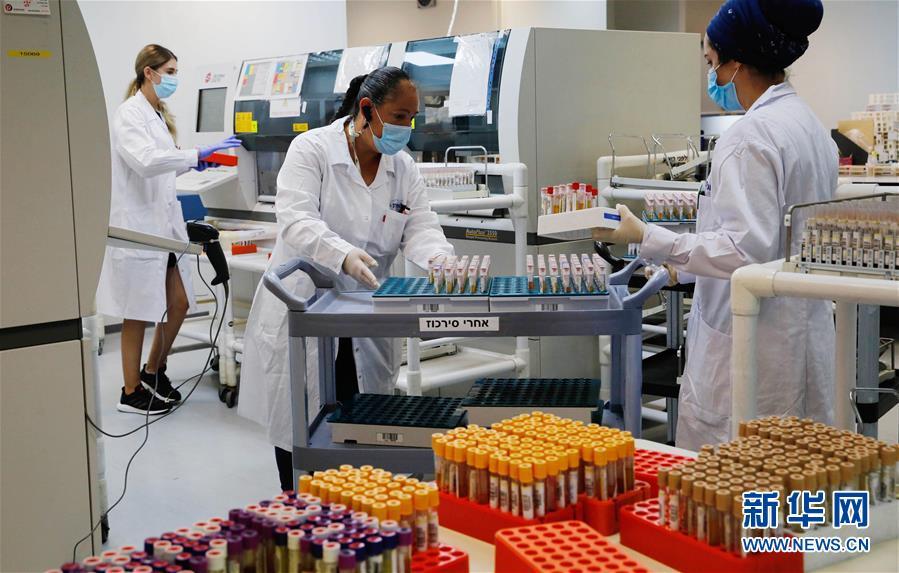 (国际疫情)(1)以色列累计新冠确诊病例达155604例