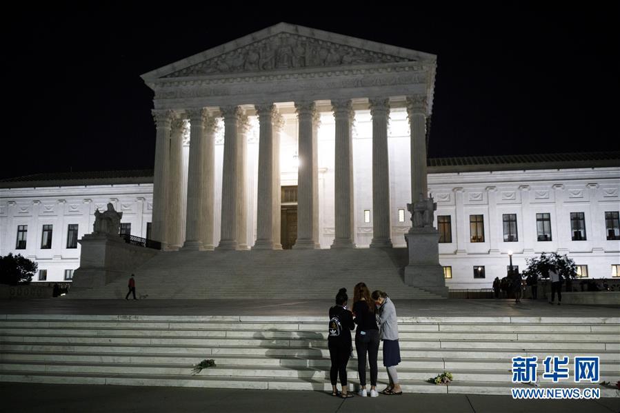 (國際)(1)美國聯邦最高法院大法官金斯伯格病逝
