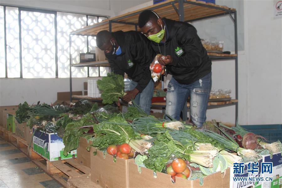 (國際·圖文互動)(1)財經隨筆:疫情帶火津巴布韋生鮮配送行業
