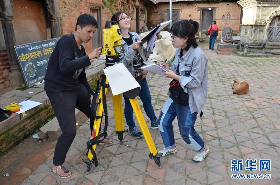 (国际·图文互动)(1)保护亚洲文化遗产 中国高校在行动