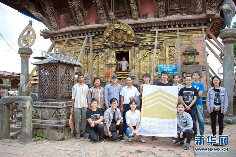 (国际·图文互动)(4)保护亚洲文化遗产 中国高校在行动