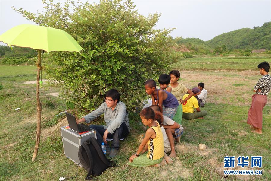 (国际·图文互动)(5)保护亚洲文化遗产 中国高校在行动