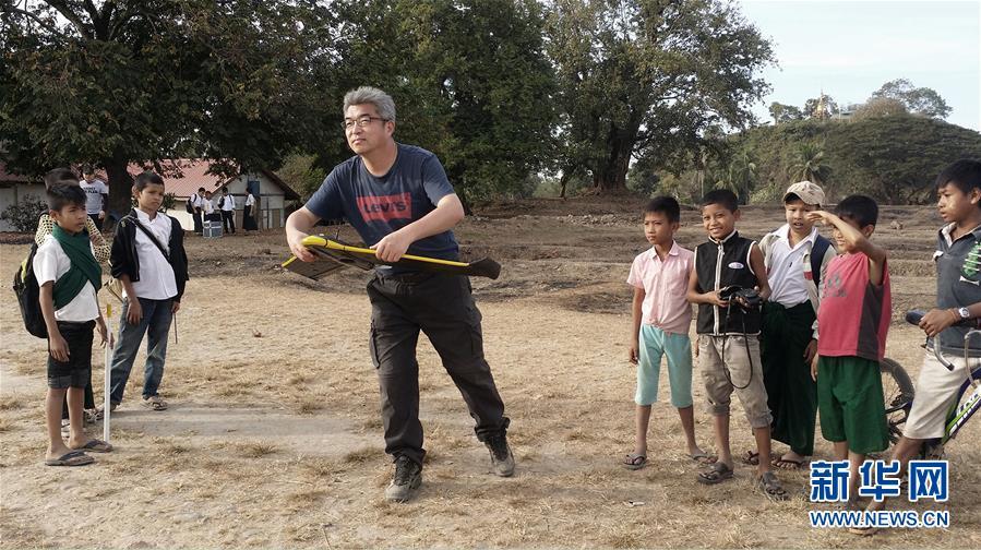 (国际·图文互动)(7)保护亚洲文化遗产 中国高校在行动