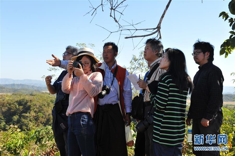 (国际·图文互动)(8)保护亚洲文化遗产 中国高校在行动